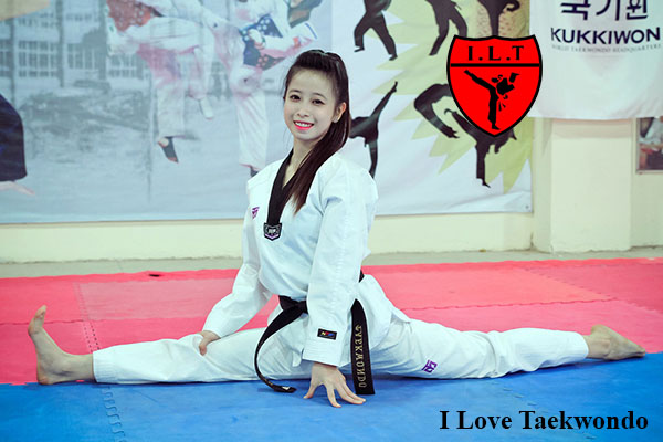 Hướng dẫn tập taekwondo